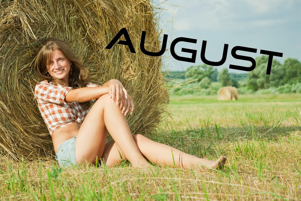 Think of Things im August